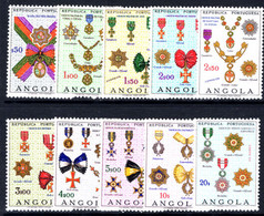 Angola 1967 Civil And Military Orders Unmounted Mint. - Angola