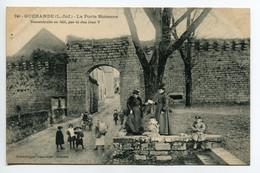 44 GUERANDE 240 Vasselier - Dames Et Groupe Enfants L Porte Bizienne 1910     /D20-2018 - Guérande