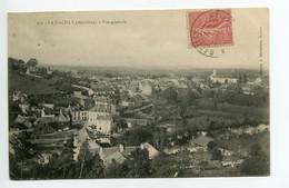 56 LA GACILLY 300  Coll Dechelette  - Vue Quartier De La Ville 1906 écrite Timb     /D20-2018 - La Gacilly