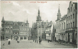 Leuven - Margarethaplein - Leuven