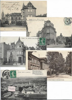BRIVE - Lot De 18 Cartes Anciennes - Brive La Gaillarde