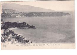 Cap Martin (vue Prise De Beausoleil) - Roquebrune-Cap-Martin