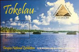 Tokelau 2008 Tarapex Stamp Exhibition Minisheet MNH - Tokelau