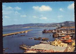 AK 005275 LEBANON - Beirut - The Harbour - Líbano