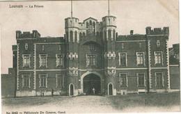 Louvain : La Prison - Leuven