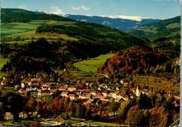 8530 - Niederösterreich - Aspang , Panorama - Gelaufen 1967 - Neunkirchen
