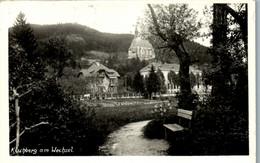 8539 - Niederösterreich - Kirchberg Am Wechsel - Gelaufen 1937 - Neunkirchen