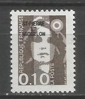 Timbre St Pierre Et Miquelon Neuf **  N 514 - Ungebraucht
