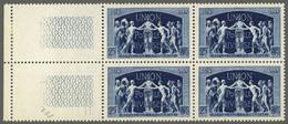 FRANCE 1949 Bloc Yt 852 Union Postale Universelle MNH**, U.P.U., 75th Anniversary Of Universal Postal Union - Nuevos