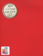 BOURGES Fauconneau    Pharmacien   Rue Des Arènes ETIQUETTE ANCIENNE PHARMACIE Poudre Nasaline CIRCA 1900 - Sonstige