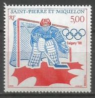 Timbre St Pierre Et Miquelon Neuf **  N 487 - Ongebruikt