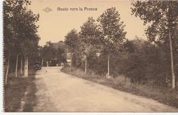 De Panne - Adinkerke - Route Vers La France - Uitg. Moeder Lambic - A. Dubois, Adinkerke/Jos - De Panne