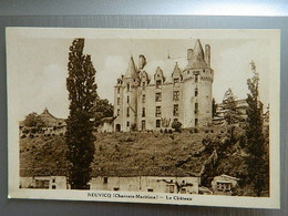 NEUVICQ                                LE CHATEAU - Andere Gemeenten