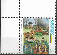 2005 Deutschland Germany Mi. 2494 **MNH  EOL   150 Jahre Tölzer Leonhardifahrt - Unused Stamps