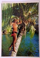 "399/CPM - Polynésie Française - Tahiti - Collection "" Filles Des Mers Du Sud "" - 1986 - Polynésie Française"