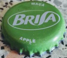 Capsule BRISA Sumo De Maçã Apple Juice Jus De Pomme Madère Portugal - Soda