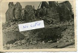 Ardennes. TANNAY. Ruines De L'église - 1939-45