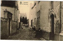 Louvain Rue Du Béguinage - Leuven