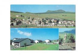 Cpm - 43 - LES ESTABLES Et Le Mézenc - Village Vacances Val. - HAUTE-LOIRE - 1993 - Debaisieux 43/46 - Other Municipalities