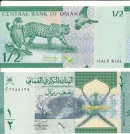 Oman - 1/2 Rial 2020 UNC Lemberg-Zp - Oman