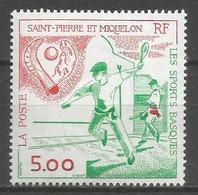 Timbre St Pierre Et Miquelon  Neuf ** N 547 - Ongebruikt