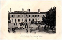 85 LUCON - Institution Sainte-Ursule - Le Vieux Chêne - Lucon