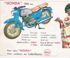 """Motos  """"Honda"""" - Pubblicitari"""