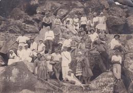 RUSSIA. # 5543 PHOTO. CRIMEA. ALUPKA CHAOS. REST. 1929. *** - Altri