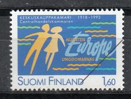 FINLANDIA 1993 - 75 Aniversario De Las Camaras De Comercio - YVERT Nº 1163** SPECIMEN - Unclassified