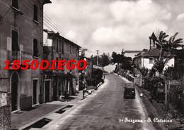 SARZANA - S. CATERINA F/GRANDE VIAGGIATA 1956 ANIMAZIONE - La Spezia