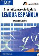 Gramatica Abreviada De La Lengua Espanola - Lagartos Mauricio - 0 - Cultural
