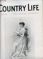 Country Life Vol.XXV N°640 Saturday April 10th 1909 - Our Portrait Illustration Miss Dorothy Grosvenor - Natural Monumen - Language Study