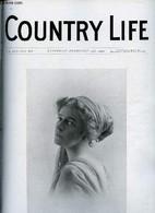 Country Life Vol.XXV N°632 Saturday February 13th 1909 - Our Portrait Illustration Miss Kathleen Pelham Burn - The Chick - Language Study
