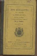 Don Quichotte De La Manche- Edition Classique Précédée D'une Notice Littéraire- Chapitres I-X - Cervantes Michel, Ramire - Cultural