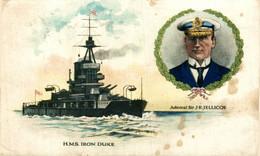 HMS IRON DUKE - Guerra