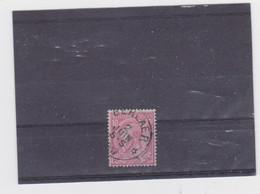 Belgie Nr 46 Berlaer (STERSTEMPEL) - 1884-1891 Leopold II