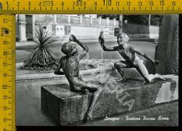 Monza Seregno Fontana Di Piazza Roma - Monza