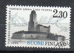 FINLANDIA 1993 - CASTILLO DE VIBORGS - YVERT Nº 1175** - SPECIMEN - Unclassified