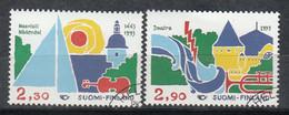 FINLANDIA 1993 - TURISMO - YVERT Nº 1176-1177** - SPECIMEN - Unclassified