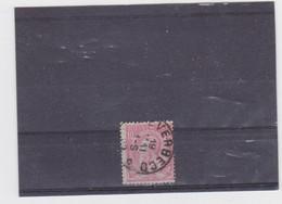 Belgie Nr 46 Everbecq (STERSTEMPEL) - 1884-1891 Leopold II