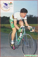 Gianni Bugno Champion Du Monde Wereldkampioen Campione Del Mondo Cyclisme Wielrenner Coureur CPA Cycling Wielrennen - Cycling