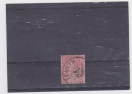 Belgie Nr 46 Tellin (STERSTEMPEL) COBA 50 !! - 1884-1891 Leopold II
