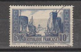 Port De La Rochelle N°261c - Used Stamps