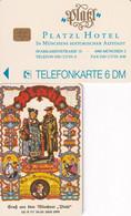 GERMANY - Platzl Hotel (K 117), Tirage 3000, 04/93, Mint - K-Series: Kundenserie