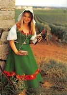 Bourgogne Femme Vins Vin Vendanges Moisy 107 - Non Classificati