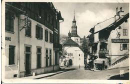 74  SAINT GERVAIS LES BAINS   - L,église    ( état   Moyen ) - Saint-Gervais-les-Bains