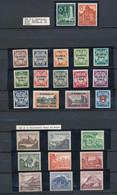 ** DR Sammlung Im Steckalbum 1938-1945 Kplt., Ohne Blocks Mi. 2350,00 Euro - Non Classificati