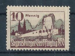 ** DR Halbamtliche Flugmarke 18a - Non Classificati