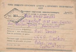 Gest. 14 Stck. Kriegsgefangenenpost WK I/WK II - Non Classificati
