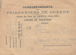Gest. 9 Stck. Kriegsgefangenenpost WK I - Non Classificati